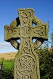 Кельтский крест Стоковые Фото