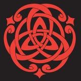 кельтский мотив узла иллюстрация штока