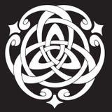 Кельтский мотив узла Стоковая Фотография RF