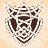 Кельтский национальный орнамент иллюстрация вектора