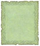 кельтский пергамент Стоковое Изображение RF