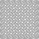 кельтский узел иллюстрации Стоковые Изображения RF