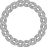 кельтский узел иллюстрации Стоковые Фото