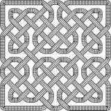 кельтский узел иллюстрации Стоковые Фотографии RF