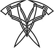 Кельтский узел Стоковая Фотография RF