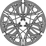 Кельтский узел Стоковое фото RF