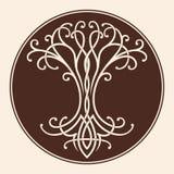 Кельтское дерево жизни бесплатная иллюстрация