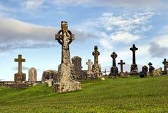 кельтское crosse Ирландия Стоковая Фотография RF