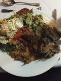 Кенийская еда Стоковое Изображение RF