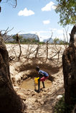 Кения стоковая фотография