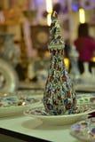 Керамика которые продукты ремесленничества привлекает внимание Стоковые Изображения RF