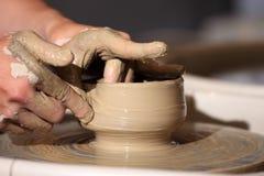 керамика ручной работы Стоковое фото RF