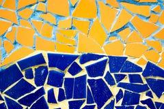 Керамическая абстрактная предпосылка Стоковые Фото