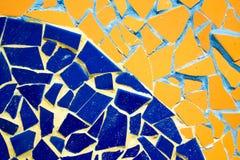 Керамическая абстрактная предпосылка Стоковые Изображения
