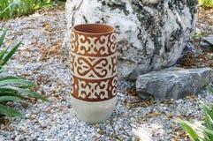Керамическая ваза! Стоковое Изображение RF