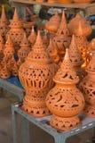 керамическая глина Стоковое Изображение
