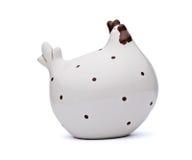 керамическая курица Стоковое Фото