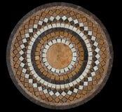 керамическая плитка мозаики стоковые фотографии rf