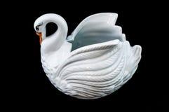 керамическая утка Стоковая Фотография