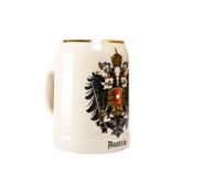 керамическая чашка Стоковое Фото