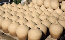 керамические баки Стоковые Фото