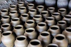керамические баки Стоковое Фото