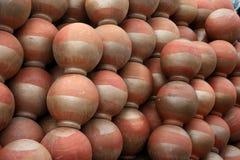 керамические баки Стоковое Изображение