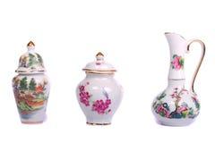 керамические вазы Стоковое Изображение