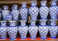 Керамические вазы Стоковые Изображения RF