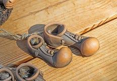 керамические игрушки Стоковая Фотография