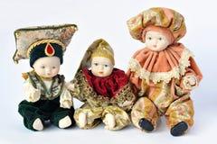 керамические куклы Стоковая Фотография
