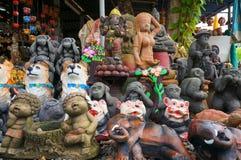 керамические куклы Стоковые Фотографии RF