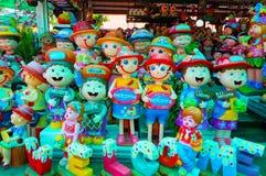 Керамические магазины Стоковое Фото