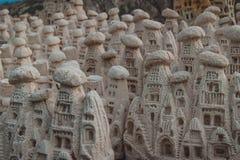 Керамические сувениры от Cappadocia Стоковое Изображение