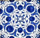 Керамические турецкие плитки Стоковые Фотографии RF