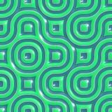 керамические цветастые картины Стоковые Фотографии RF