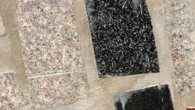 керамические ceranic плитки текстуры сток-видео
