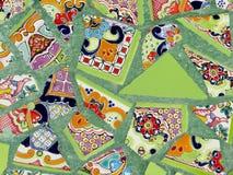 керамические ceranic плитки текстуры Стоковое Фото