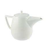 Керамический изолированный чайник Стоковые Изображения RF