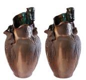 керамический кувшин Стоковое Изображение
