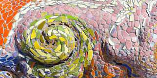 Керамический - мозаика Стоковое Фото