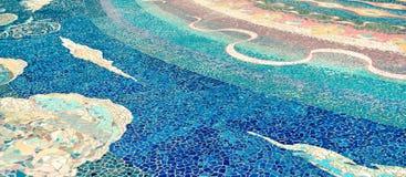 Керамический - мозаика стоковое изображение rf