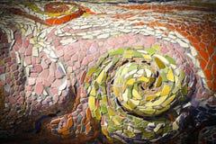 Керамический - мозаика Стоковые Фото