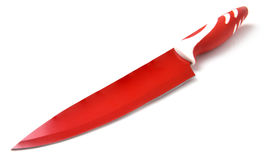 керамический нож Стоковое Изображение
