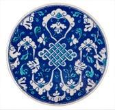 керамический орнамент Стоковые Фотографии RF
