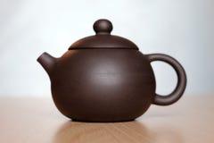 керамический чайник Стоковые Изображения