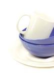 керамический tableware Стоковые Изображения RF