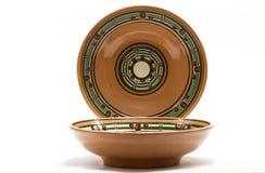 керамический tableware Стоковая Фотография