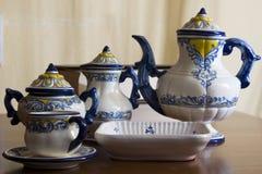 керамический talavera стоковая фотография rf