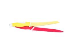 2 керамических ножа Стоковое фото RF